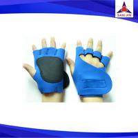 No-slip Weight Lifting Gloves Fitness Gym Training Gloves Long Wrist Wrap Gloves