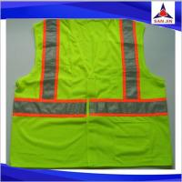 High Quality Visibility Reflective Safety Vests Environmental Sanitation Coat