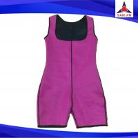 Hot Women Full Body Shapewear Neoprene Slim Ultra Sport Sauna Sweat Bodysuit